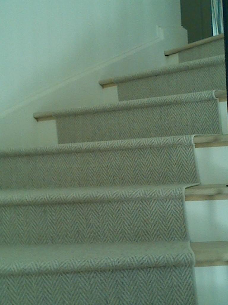 flatweave stairs
