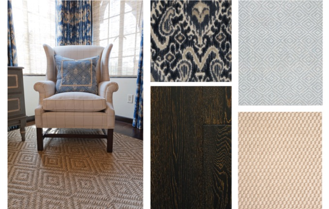 1 Photo By T Lee Photography Design Charlotte Carothers Sisal Area Rug Schroeder